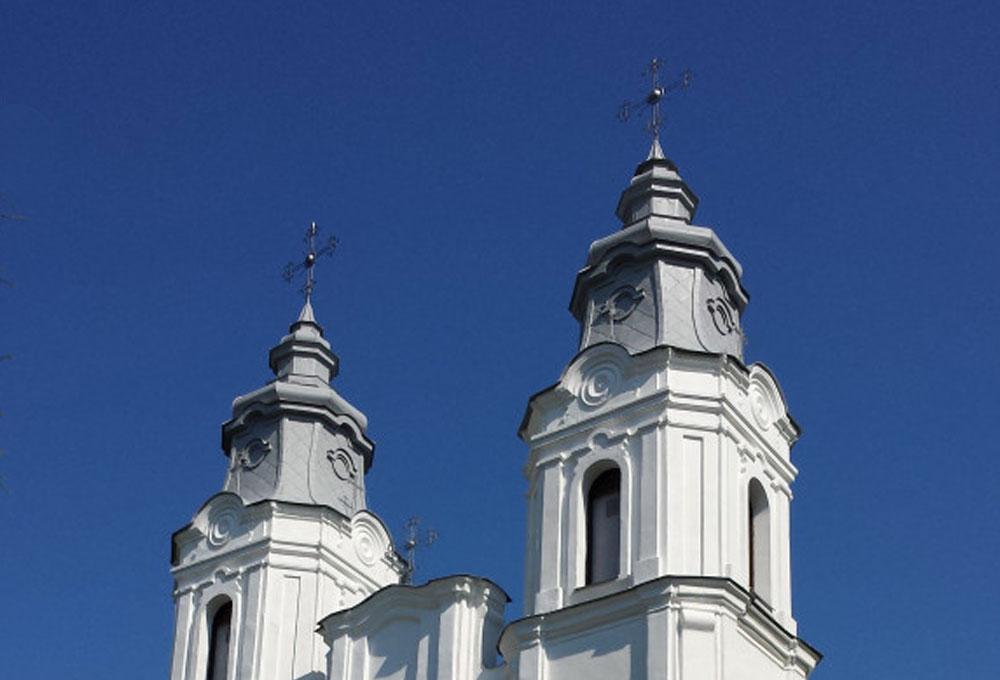 renowacja wierzy kościoła