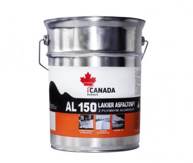 Canada Rubber AL 150 Lakier Asfaltowy